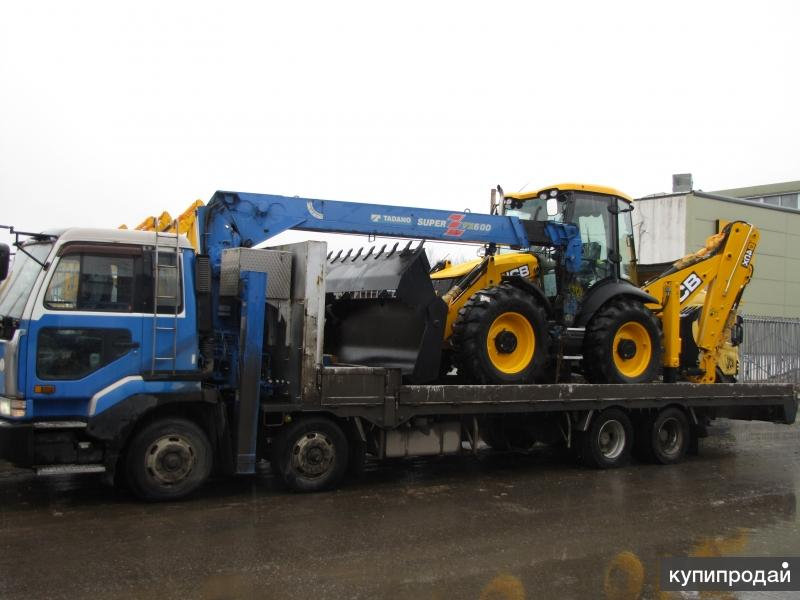 Заказать перевозку Трактора Перевозка Тракторов JCB Терекс ДТ-75 МТЗ-82 Беларусь