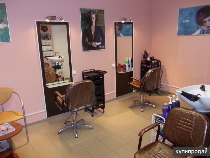 Продам парикмахерскую