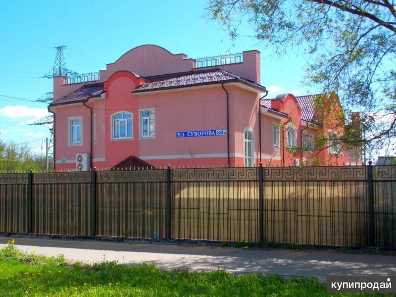 Административное здание 2000 кв.м в центре Иванова