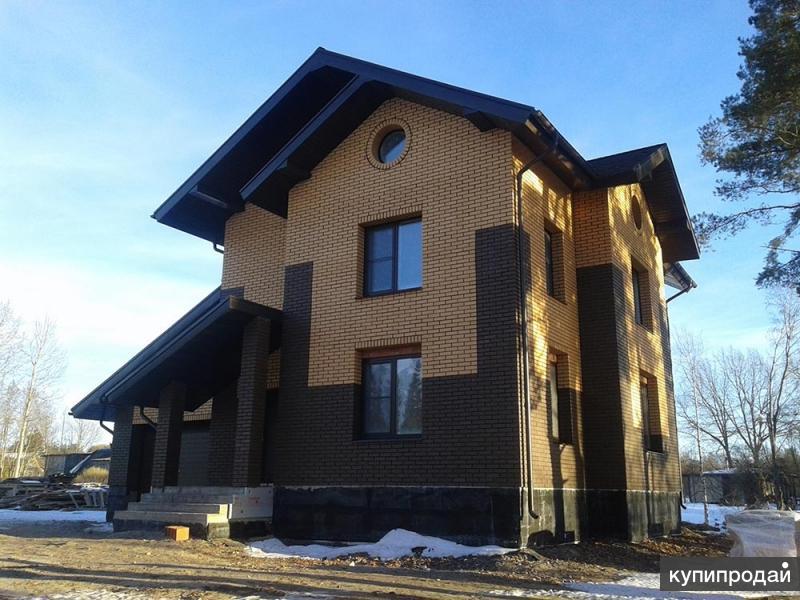 Мы построим коттедж, дом, баню или беседку для вас в Казани