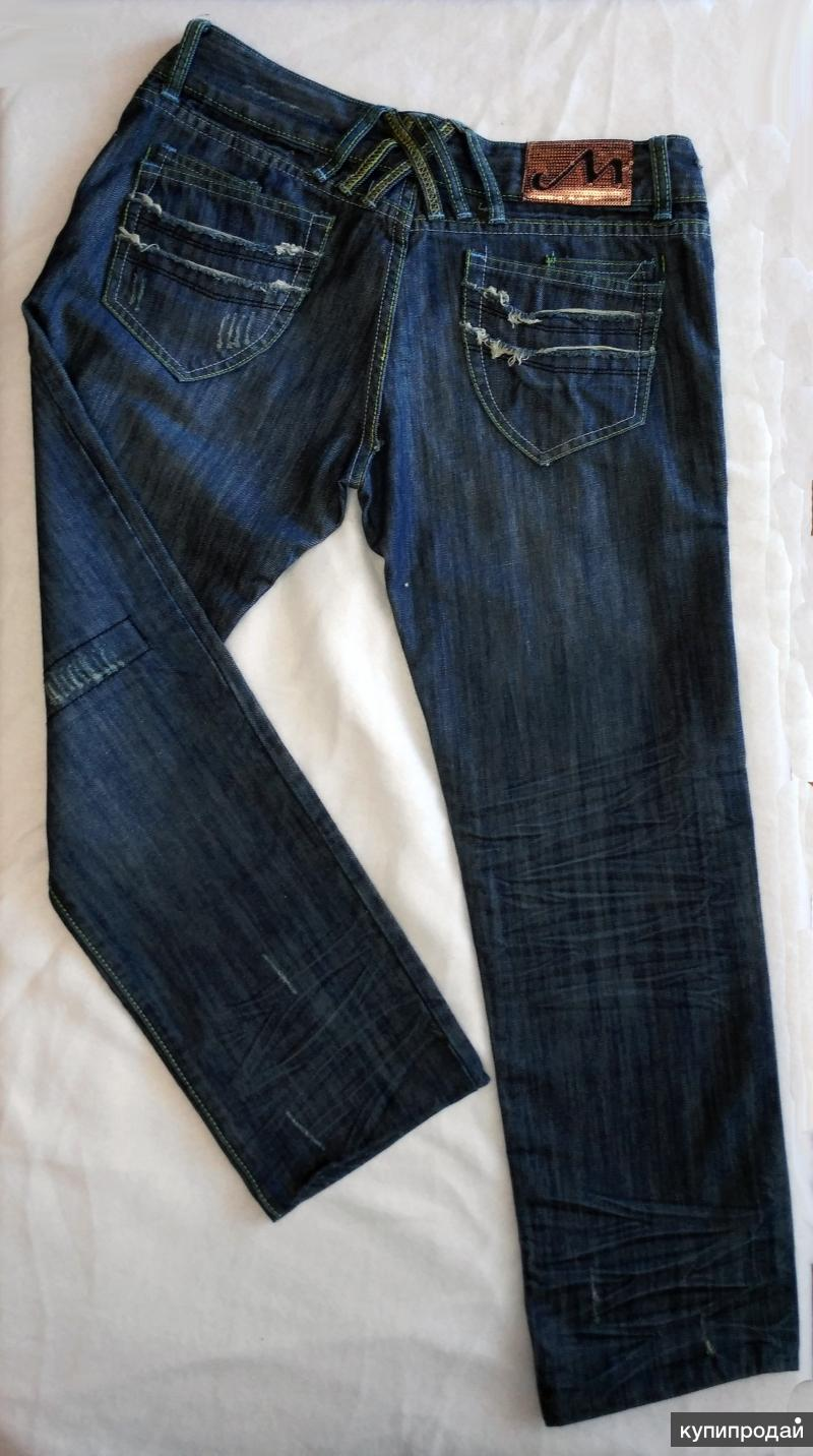 Стильные джинсы MDK Denim