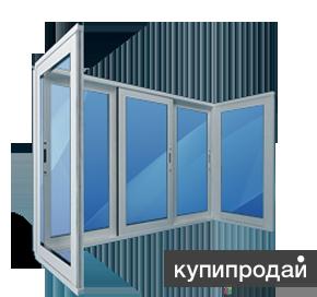 Окна, двери, витражи, перегородки, балконные блоки.