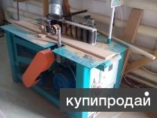 Горбыльно-ребровый станок ГР-500