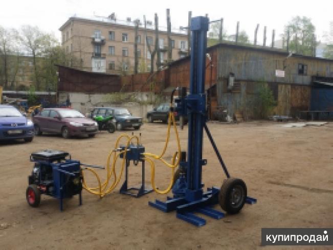 Продам буровую МГБУ ИНФ-17 ГИБРИД