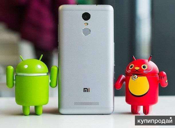 Смартфоны Xiaomi с гарнтией в наличии