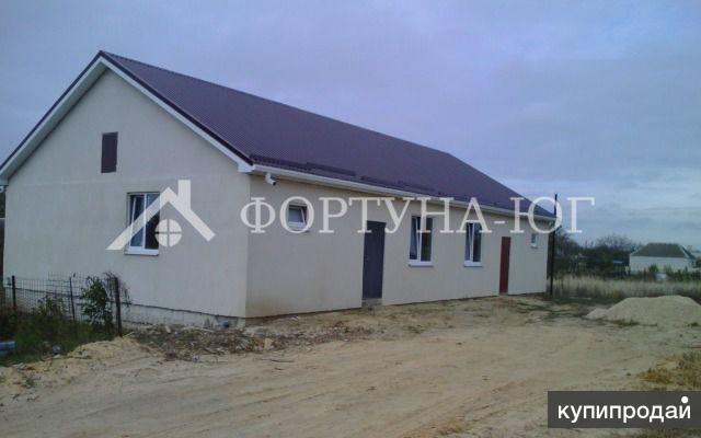 Коттедж в поселке Джигинка. Анапского района. Каждая половина по 80 кв.м.