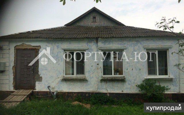 Предлагаем купить в Цибанобалке Анапского района  1/2 дома.