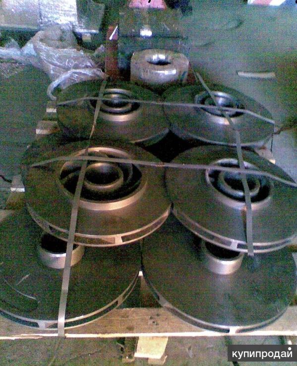 Запасные части для дробеметного оборудования