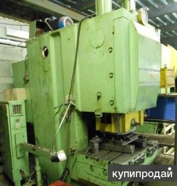 Продам КЕ2130А Кривошипный пресс