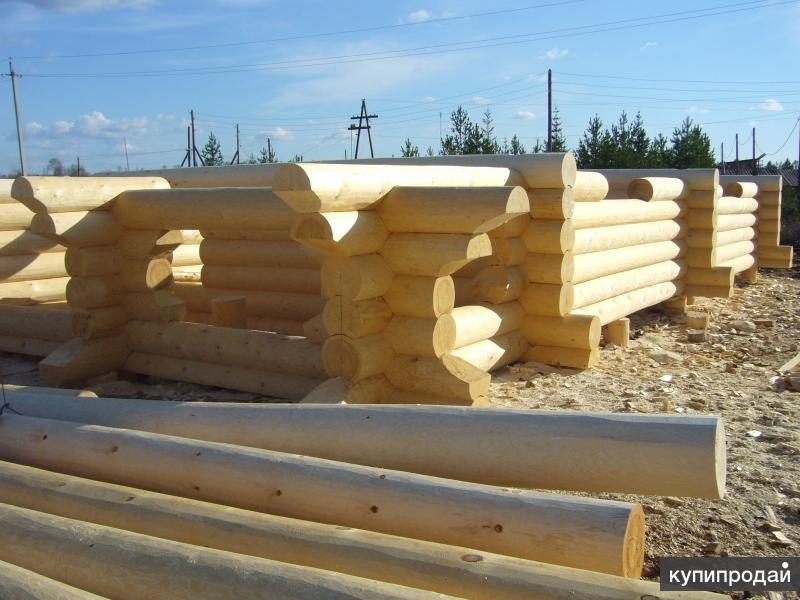 Срубы на заказ из Архангельской области