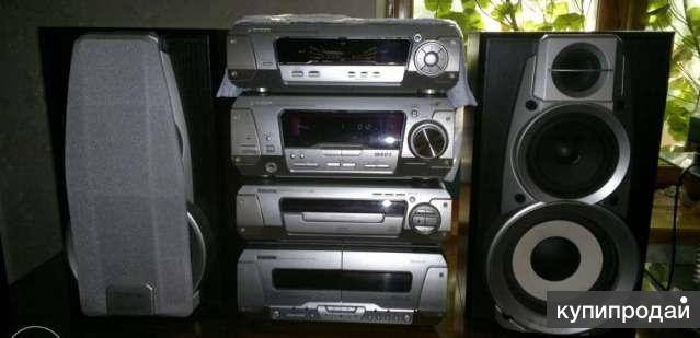 Музцентр Technics SC-EH580 240 ватт