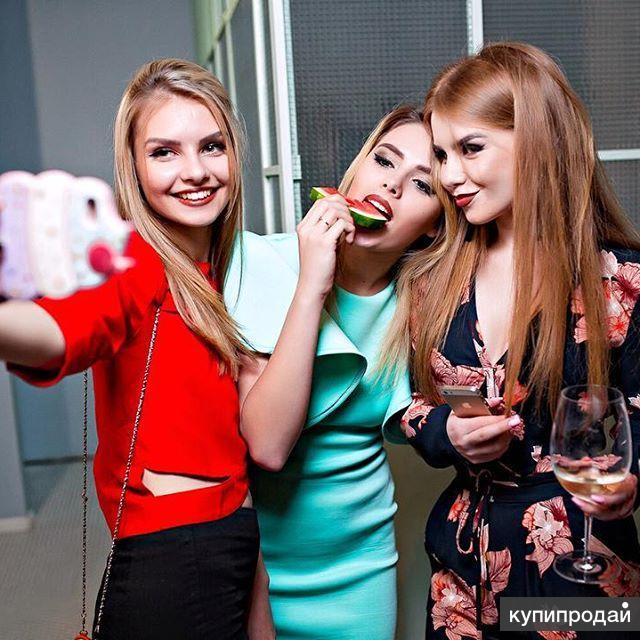 Высокооплачиваемая работа для девушек в досуге в эскорте на ВЫЕЗД в Москве