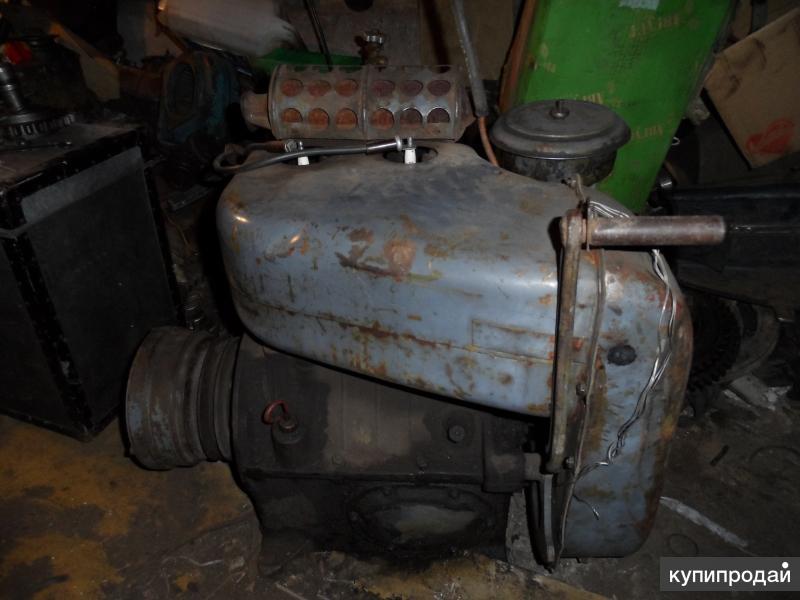 Б/у двигатель УД-2