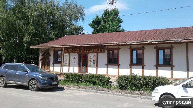 здание кафе  в Знаменке