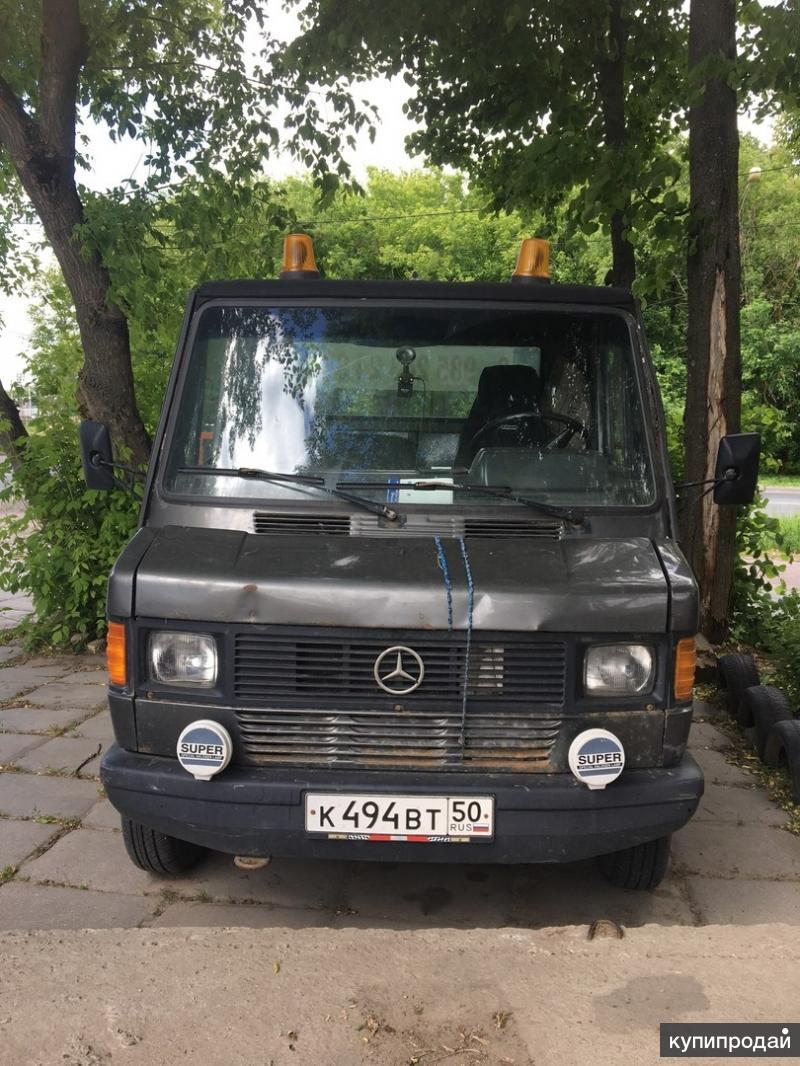 Эвакуатор Мерседес Бенц 410D