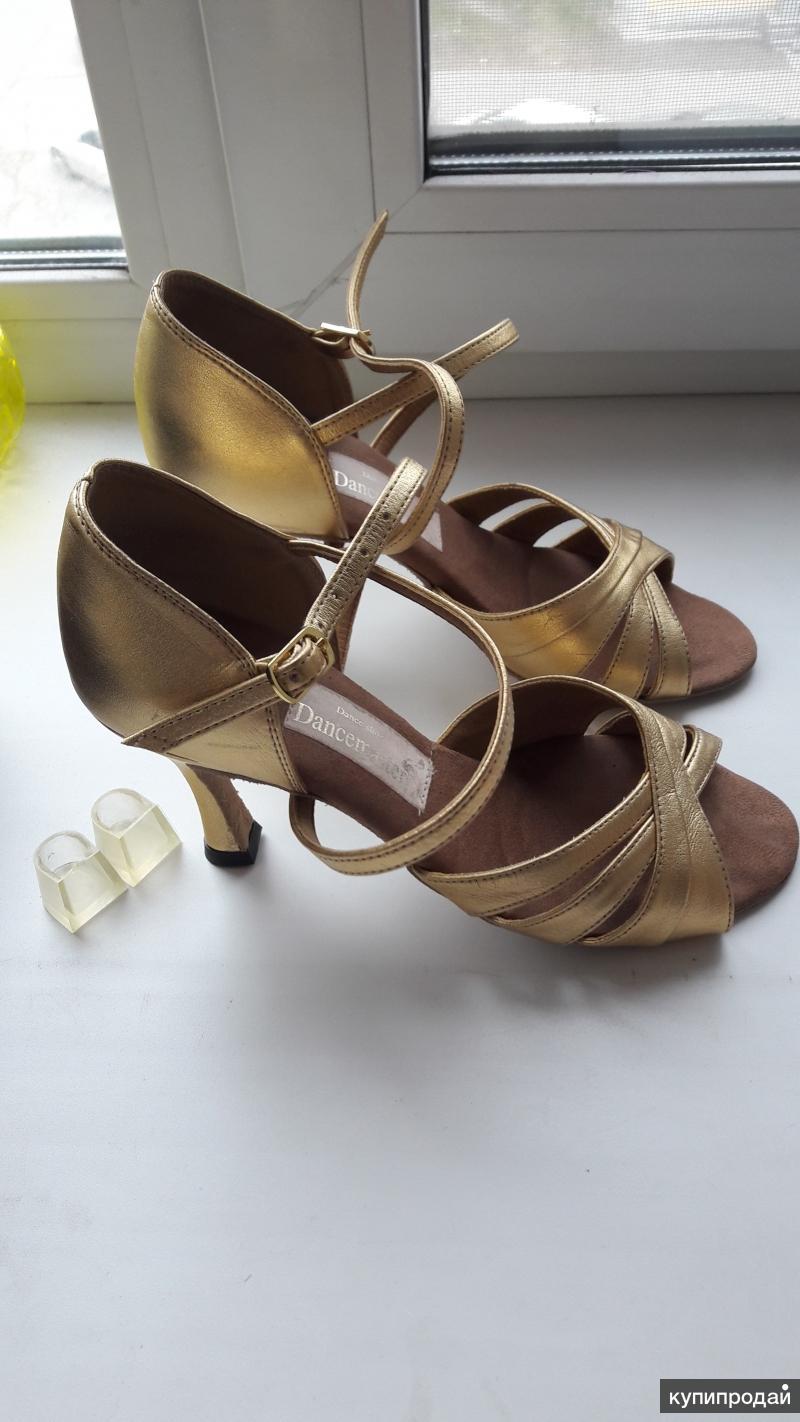 Продам туфли для танцев Dancemaster, р.37