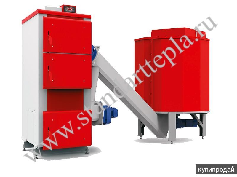 Котлы автоматические на щепе, опиле (биомассе) HEIZTECHNIK Q BIO ZB (Польша)