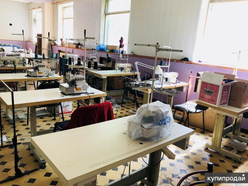 Сдам в аренду швейное производство
