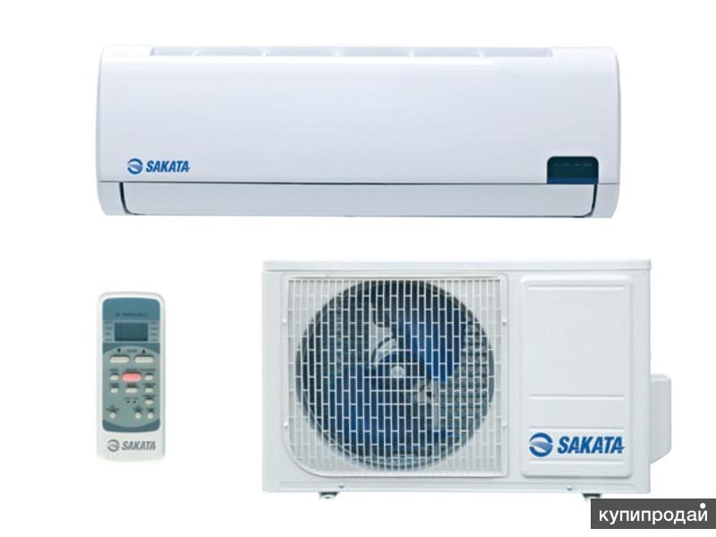 Продаю сплит -систему  Sakata SIH-25SHC SOH-25VHC