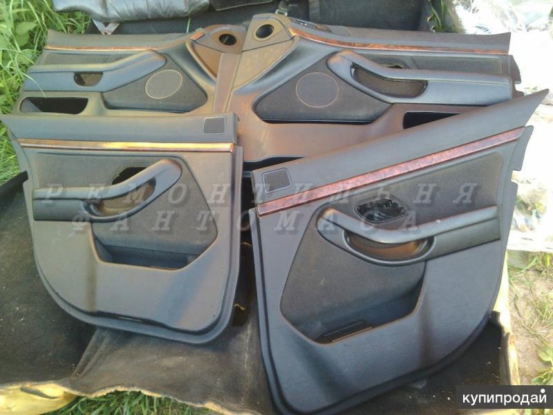 Дверные карты BMW E39