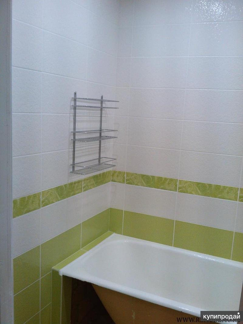 Ремонт ванны и туалета в г. Пермь