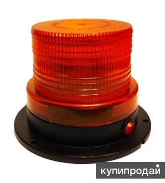 Фонарь аварийной остановки (автономный маяк) «Блеск А2» оранжевый