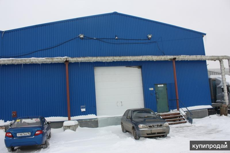 Теплый склад