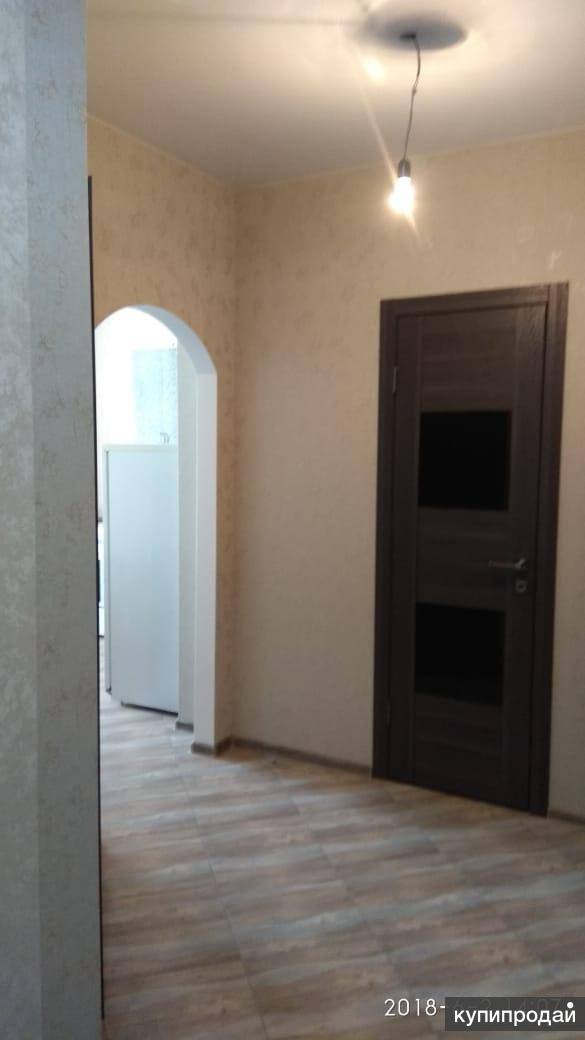 1-к квартира, 42 м2, 7/14 эт. с индивидуальным отоплением