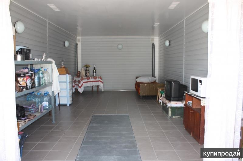 Продам капитальный гараж в Феодосии.