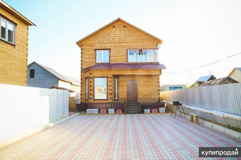 Дом 108 м2 с гаражом, практически Центр, рядом Парк отдыха, СК Дохсун