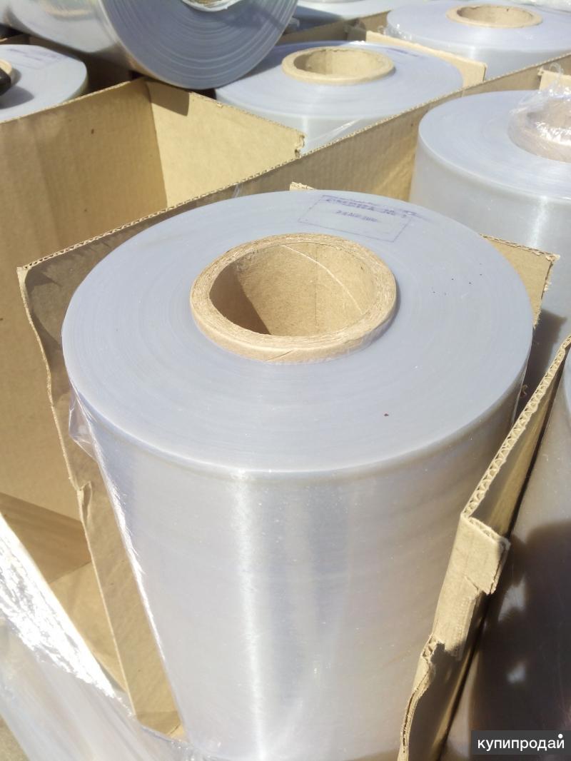 Машинная стрейч пленка Бизнес-СТРОНГ для автоматической (машинной) упаковки.