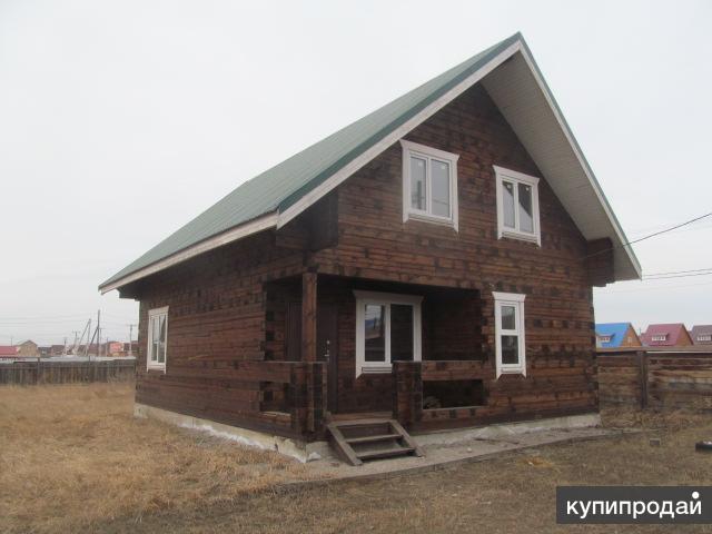 Строительство домов из бруса от 5500 рублей