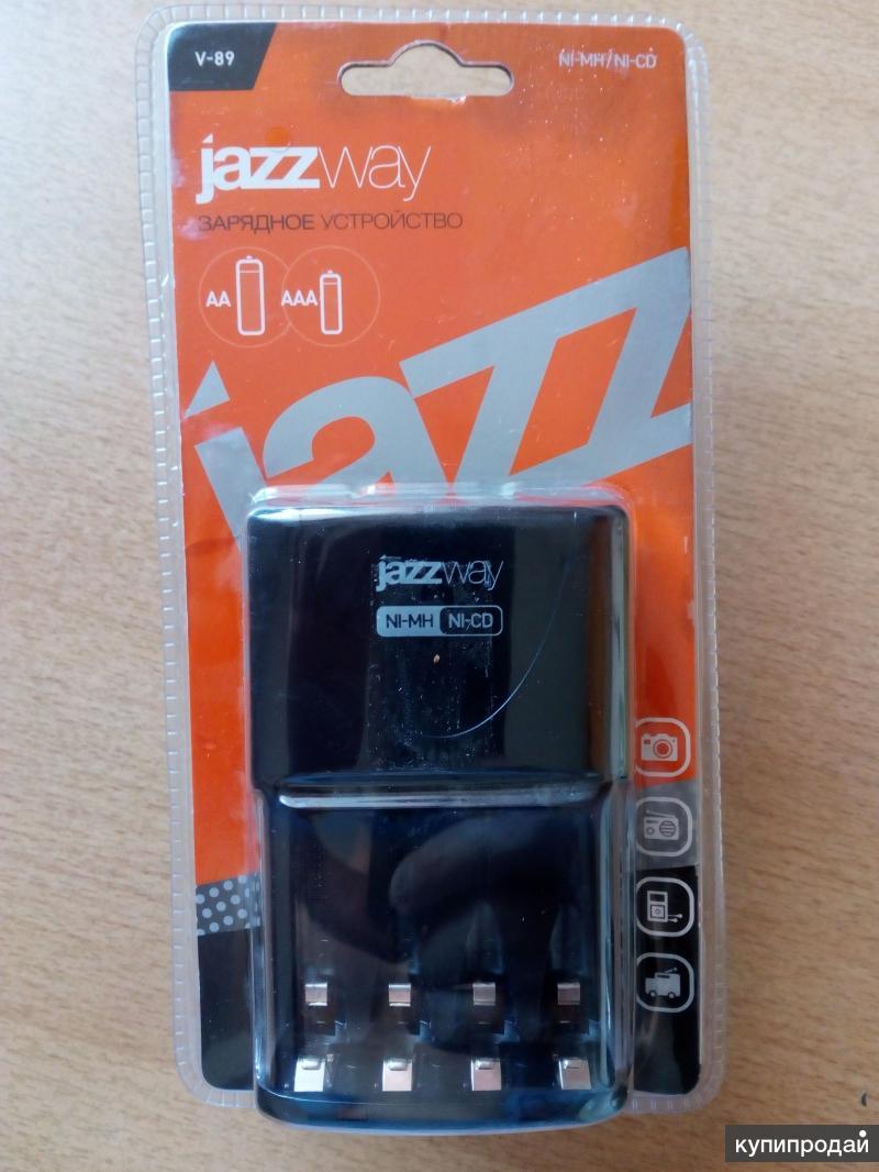 Зарядное устройство JazzWay V-89