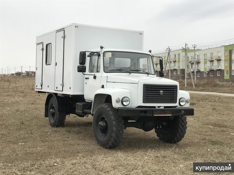 Ремонтная автомастерская ГАЗ 33088 Садко