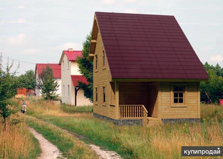 Щитовые дома и дачи строим недорого в Пензе