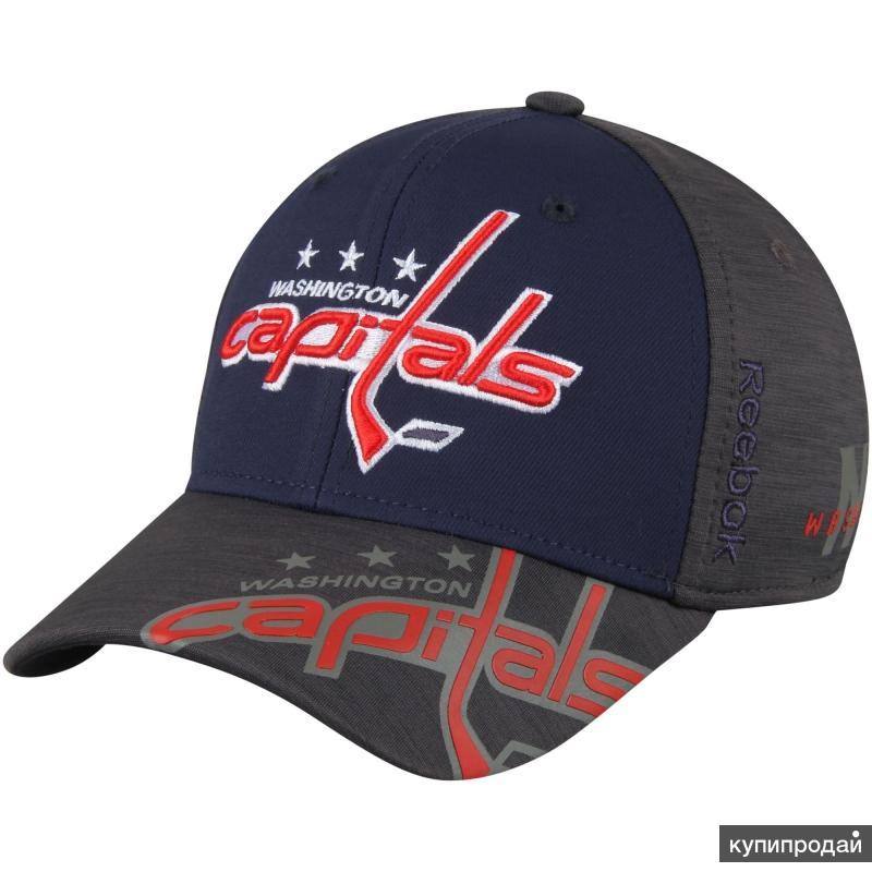 Бейсболка Washington Capitals (Reebok)