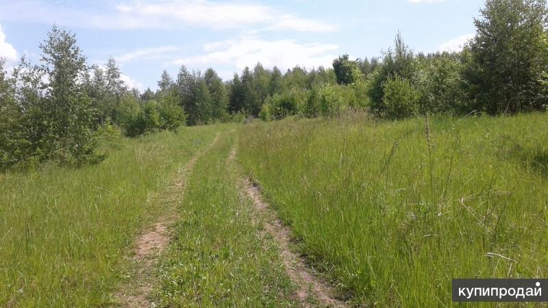 Продается земля под застройку 85 км от Москвы