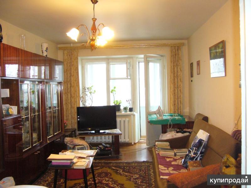 "Продам 3-х комнатную квартиру в г.Бор Нижегородскойобл. в районе ост. ""Поворот"","