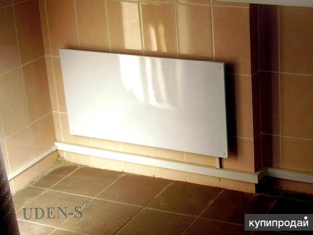 Електрическая керамическая панель на стену