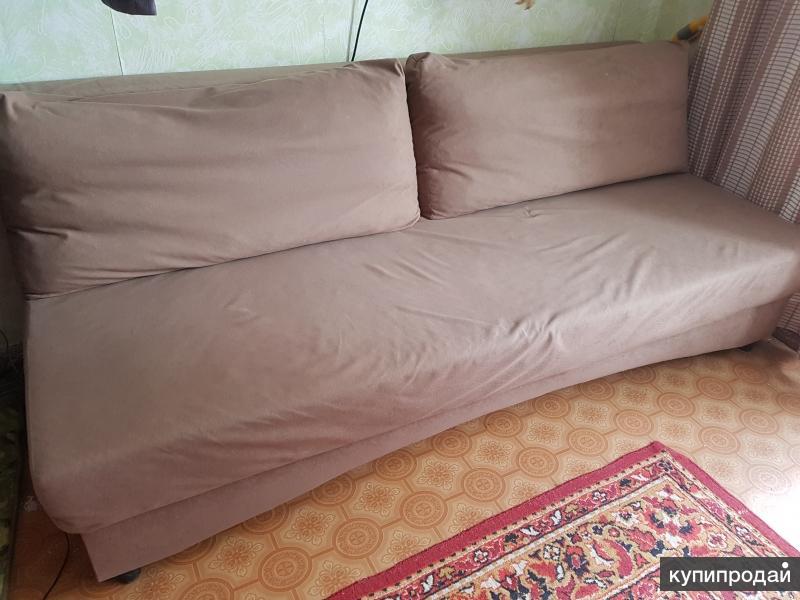 Диван двухспальный