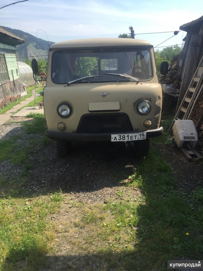 УАЗ 452 Буханка, 1981