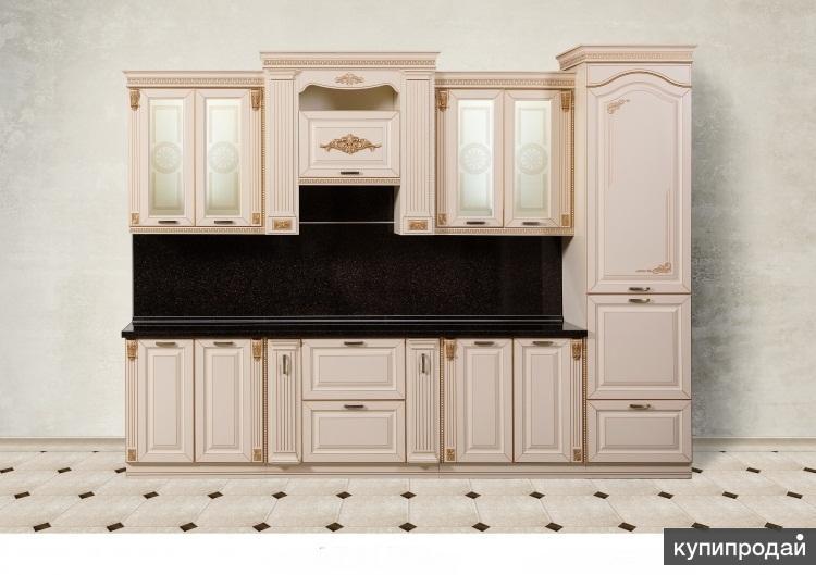 Кухонный гарнитур МДФ от фабрики размер 325