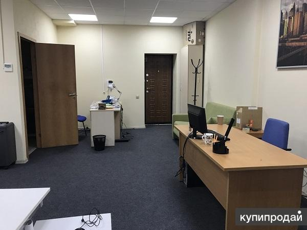 Сдается офис площадью 70 кв м : 3-ий этаж, входная группа с зоной ресепшен и