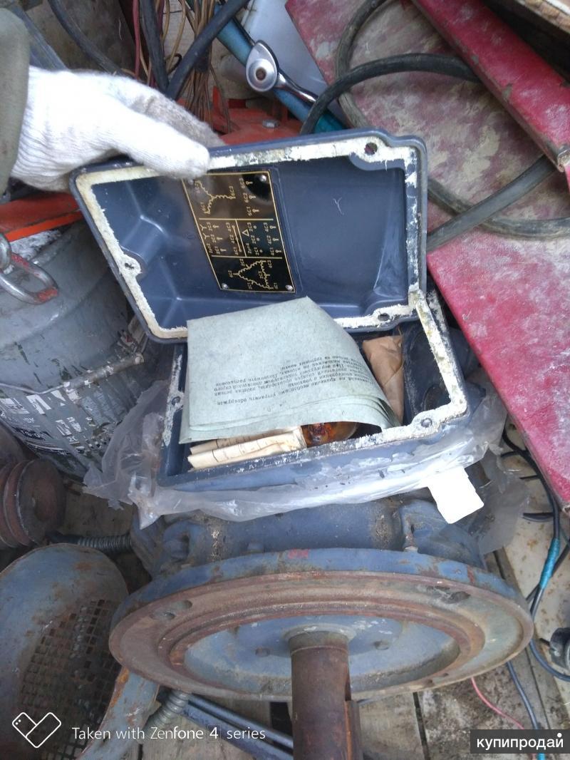 Двигатель электрический Крановый