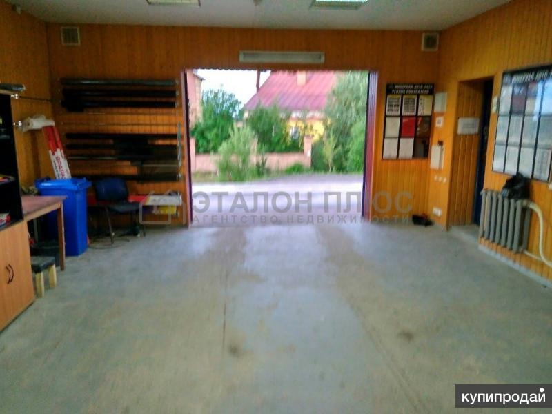 Продам трехуровневый гараж