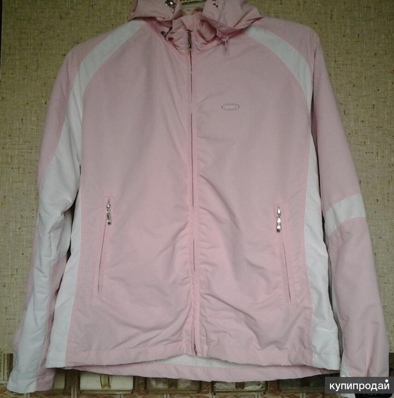 Куртка ветровка, легкая, спортивная, унисекс, Германия