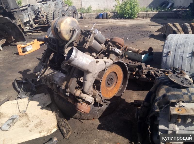 Двигатель 740.51-320 Камаз 6522