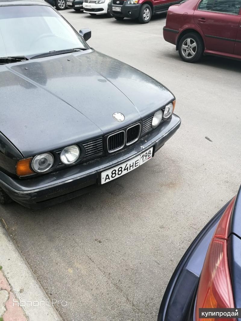 BMW 5er, 1990
