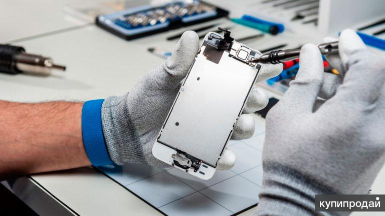 Лучший сервис по ремонту Apple в Москве