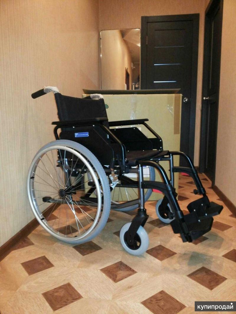 Инвалидное кресло-коляска Caneo B LY-250-110051 ширина 51см.